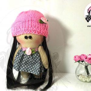 عروسک روسی دختر کد #101