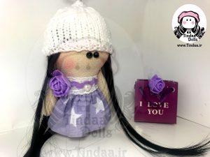 آویز عروسک روسی دختر کد #۱۰۳