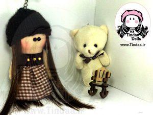 عروسک روسی دختر کد #۱۱۴