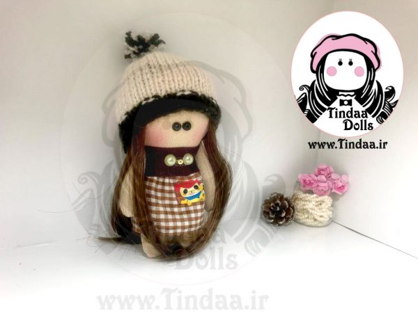 عروسک روسی دختر کد #۱۱۸